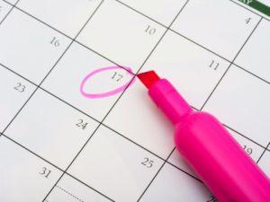 Metoda calendarului - contraceptie